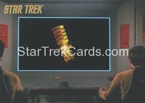 Star Trek The Remastered Original Series Trading Card Parallel 56