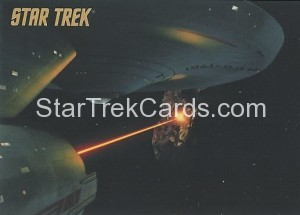 Star Trek The Remastered Original Series Trading Card Parallel 58