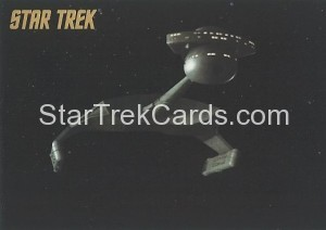 Star Trek The Remastered Original Series Trading Card Parallel 59