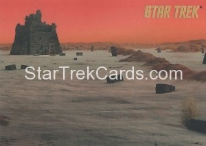 Star Trek The Remastered Original Series Trading Card Parallel 6