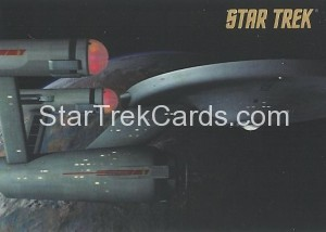 Star Trek The Remastered Original Series Trading Card Parallel 60