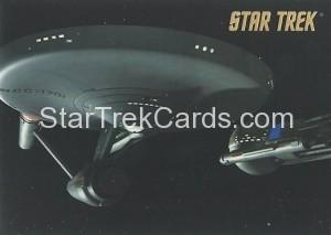 Star Trek The Remastered Original Series Trading Card Parallel 62