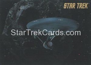 Star Trek The Remastered Original Series Trading Card Parallel 65