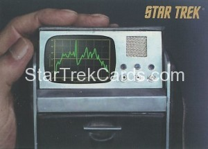 Star Trek The Remastered Original Series Trading Card Parallel 67