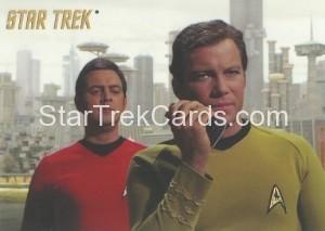 Star Trek The Remastered Original Series Trading Card Parallel 68