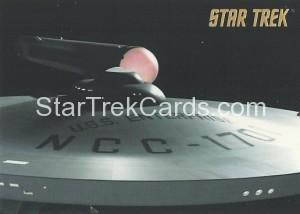 Star Trek The Remastered Original Series Trading Card Parallel 69