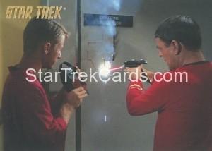 Star Trek The Remastered Original Series Trading Card Parallel 7