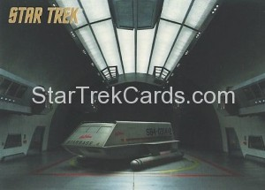 Star Trek The Remastered Original Series Trading Card Parallel 70