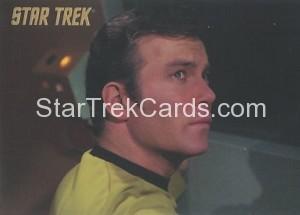Star Trek The Remastered Original Series Trading Card Parallel 72