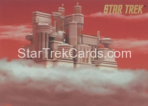 Star Trek The Remastered Original Series Trading Card Parallel 74