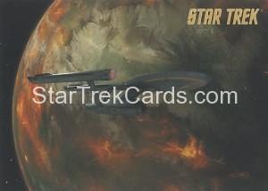 Star Trek The Remastered Original Series Trading Card Parallel 77