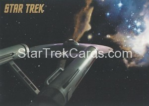Star Trek The Remastered Original Series Trading Card Parallel 79