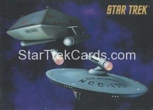 Star Trek The Remastered Original Series Trading Card Parallel 81