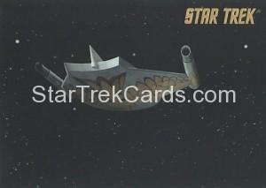 Star Trek The Remastered Original Series Trading Card Parallel 9