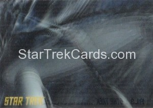 Star Trek The Remastered Original Series Trading Card RL3