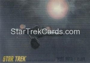 Star Trek The Remastered Original Series Trading Card RL5