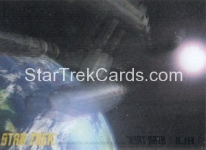 Star Trek The Remastered Original Series Trading Card RL8