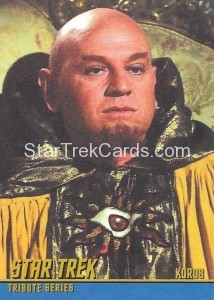 Star Trek The Remastered Original Series Trading Card T19