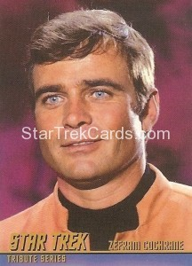 Star Trek The Remastered Original Series Trading Card T20