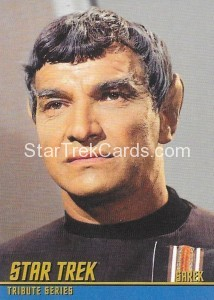 Star Trek The Remastered Original Series Trading Card T28