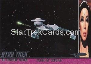 Star Trek The Remastered Original Series Trading Card b113