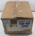 Star Trek The Motion Picture Topps Trading Card Vending Case