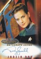 The Women of Star Trek in Motion Trading Card A5