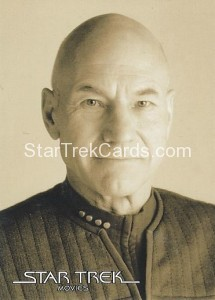 Star Trek Movies in Motion Trading Card POR10
