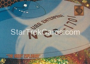 30 Years of Star Trek Phase Three Trading Card 216