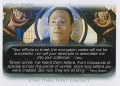 The Quotable Star Trek Movies Trading Card 70