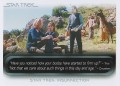 The Quotable Star Trek Movies Trading Card 79