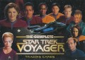 The Complete Star Trek Voyager Trading Card 1