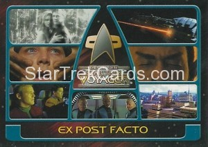 The Complete Star Trek Voyager Trading Card 10