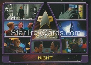 The Complete Star Trek Voyager Trading Card 101