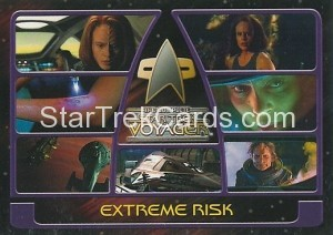 The Complete Star Trek Voyager Trading Card 103