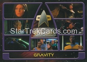 The Complete Star Trek Voyager Trading Card 113