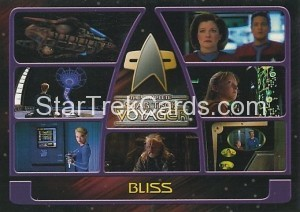 The Complete Star Trek Voyager Trading Card 114