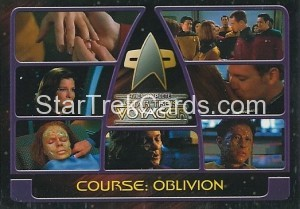 The Complete Star Trek Voyager Trading Card 118