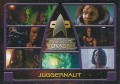 The Complete Star Trek Voyager Trading Card 121
