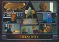The Complete Star Trek Voyager Trading Card 124