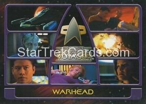 The Complete Star Trek Voyager Trading Card 125