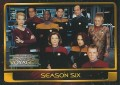 The Complete Star Trek Voyager Trading Card 127
