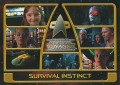 The Complete Star Trek Voyager Trading Card 129
