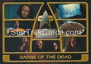 The Complete Star Trek Voyager Trading Card 130