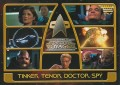 The Complete Star Trek Voyager Trading Card 131