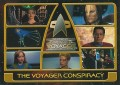 The Complete Star Trek Voyager Trading Card 136