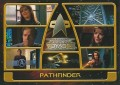 The Complete Star Trek Voyager Trading Card 137