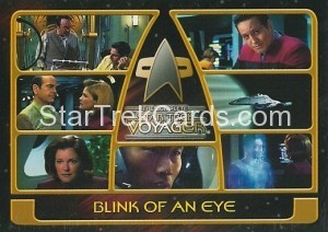 The Complete Star Trek Voyager Trading Card 139