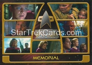 The Complete Star Trek Voyager Trading Card 141