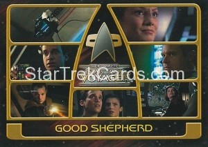 The Complete Star Trek Voyager Trading Card 147